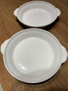 「大同」耐熱圓盤/烤皿/20cm
