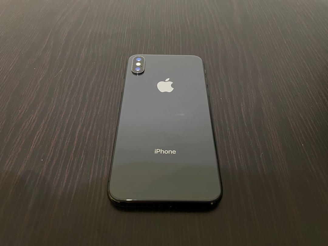 售9成新iPhone X 64G太空灰/MQAC2TA/新竹市面交/iPhoneX/iX/iPhone