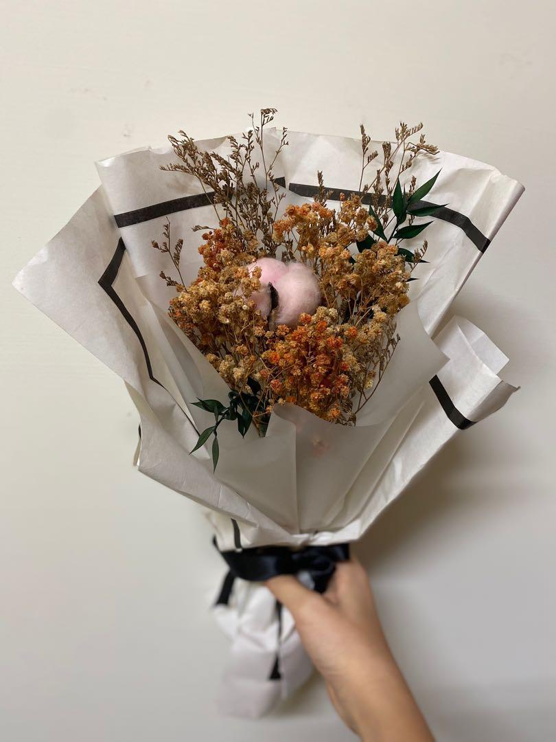 九成新 漂釀乾燥花🌷
