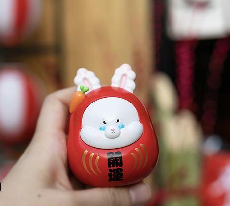 《預購》【 ZOO TOYS  玩具店 】 海星島 達摩小泡泡 新年開運限定399體