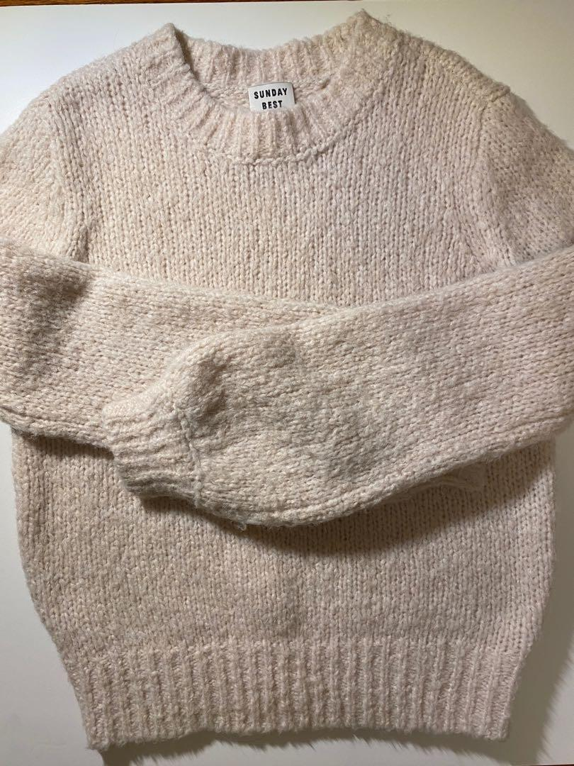 Aritzia Sunday Best Alpaca Sweater