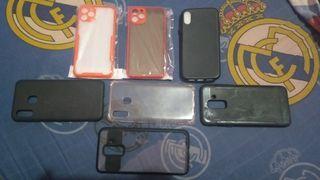 Casing iphone 11 pro x samsung a6 plus a30