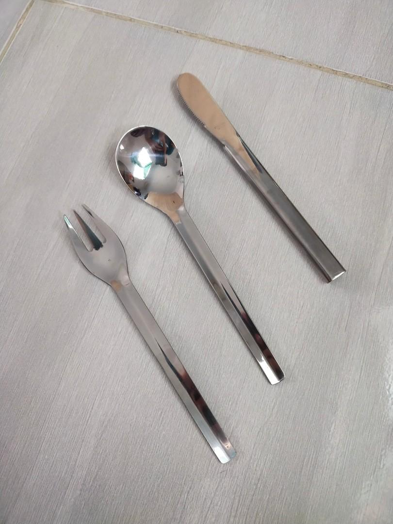 Cutlery Stainless Alat Makan