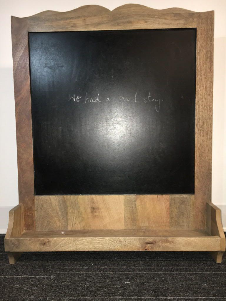 Decorative Chalk Board