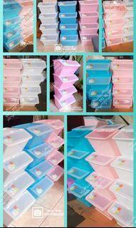 FACTORY PRICE FLIPTOP STORAGE BOXES