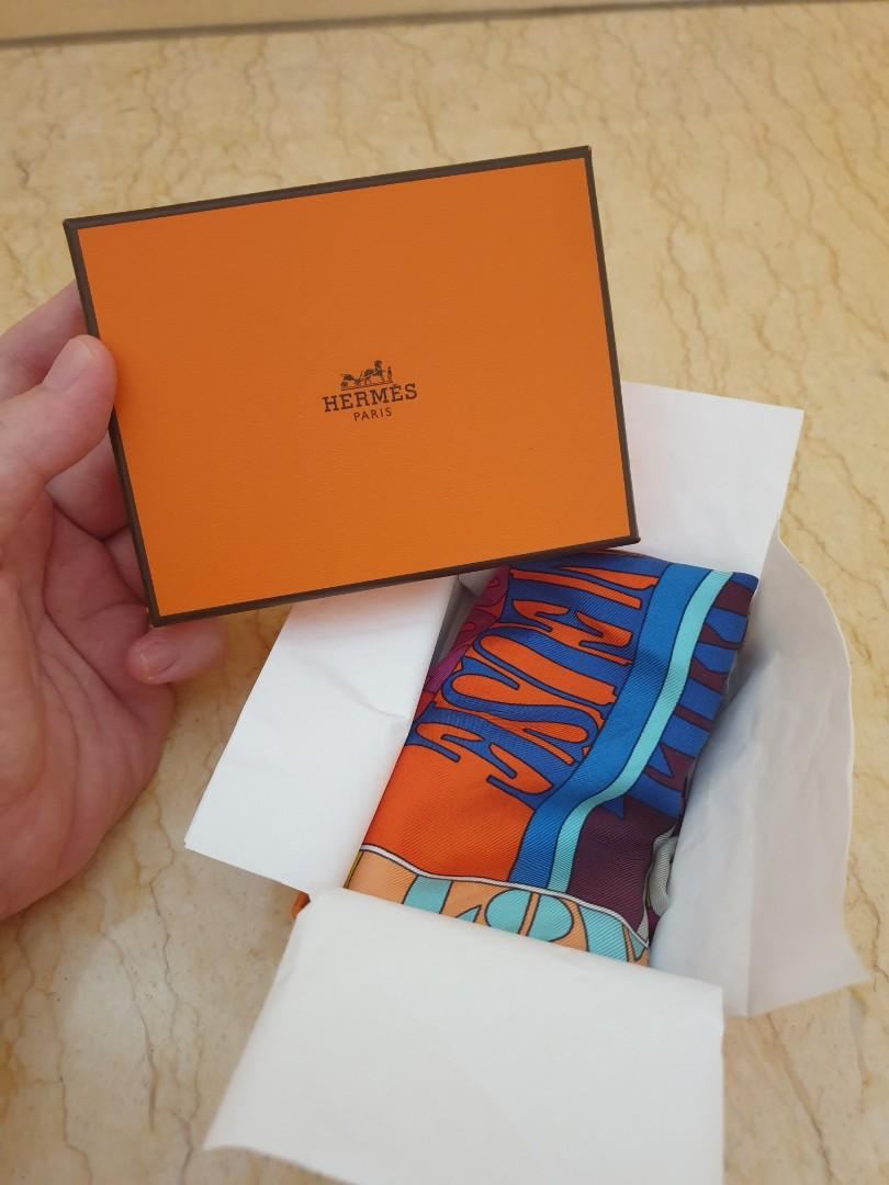 Hermes Small Scarf