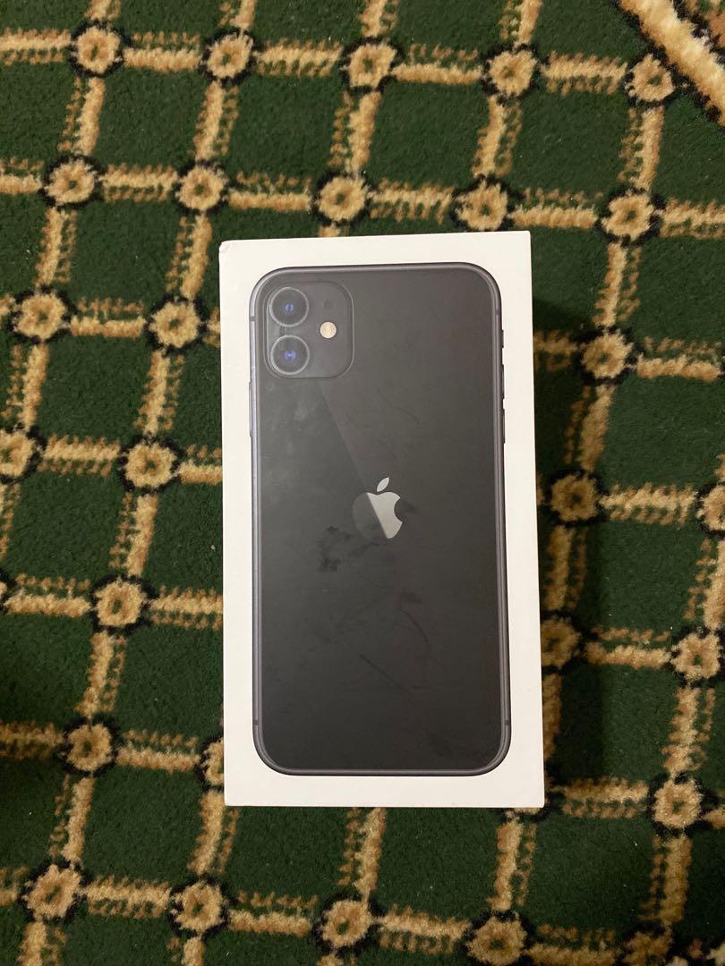 iPhone 11 256gb unlocked  black