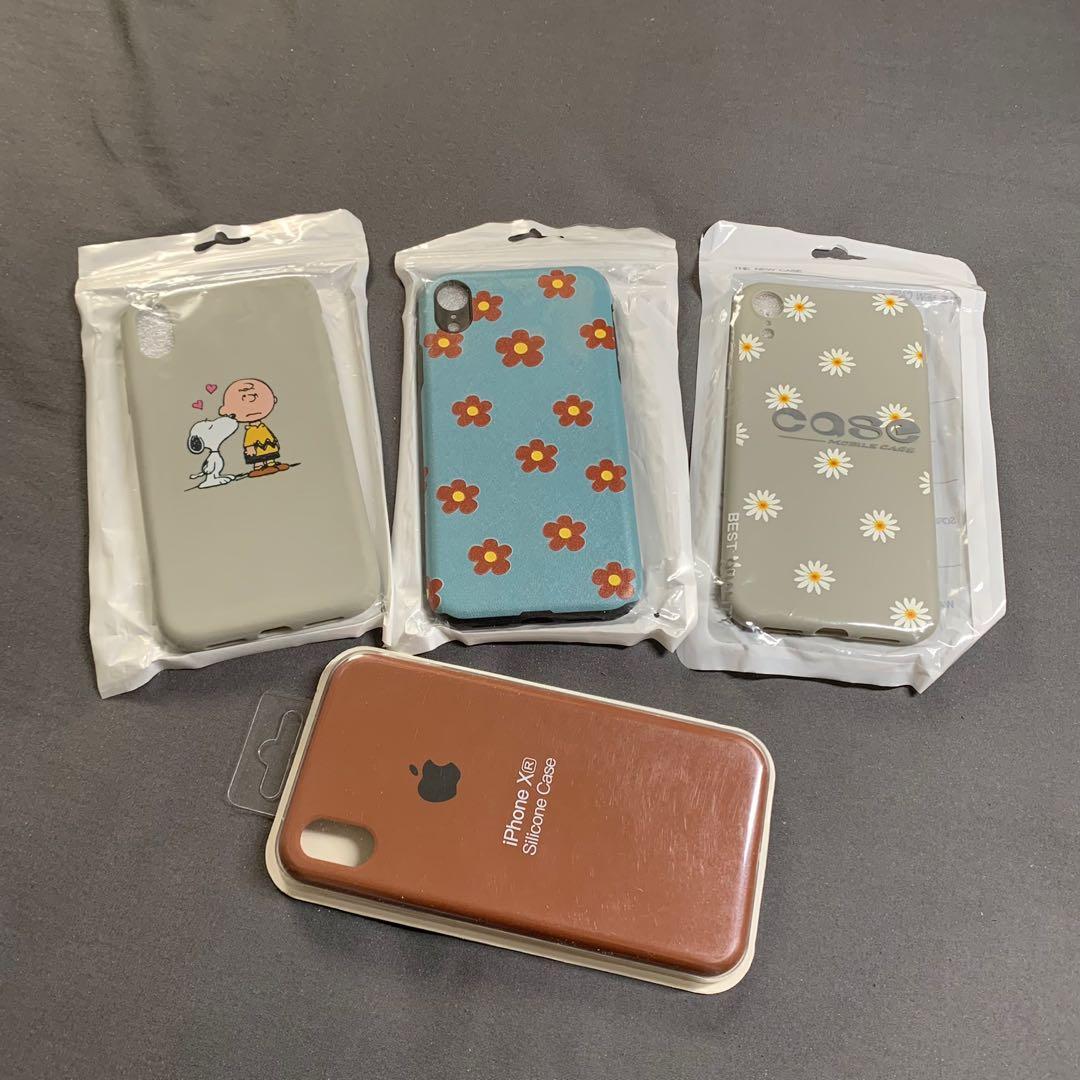 全新|iPhone XR 手機殼|卡通殼 矽膠殼 手機殼