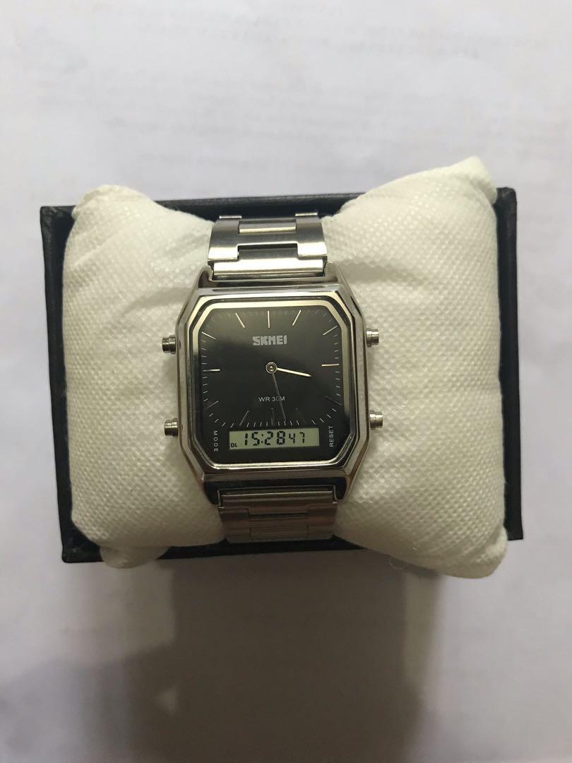Jam tangan skmei bagus