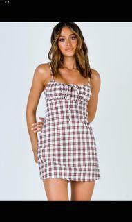 Motel Mala mini dress