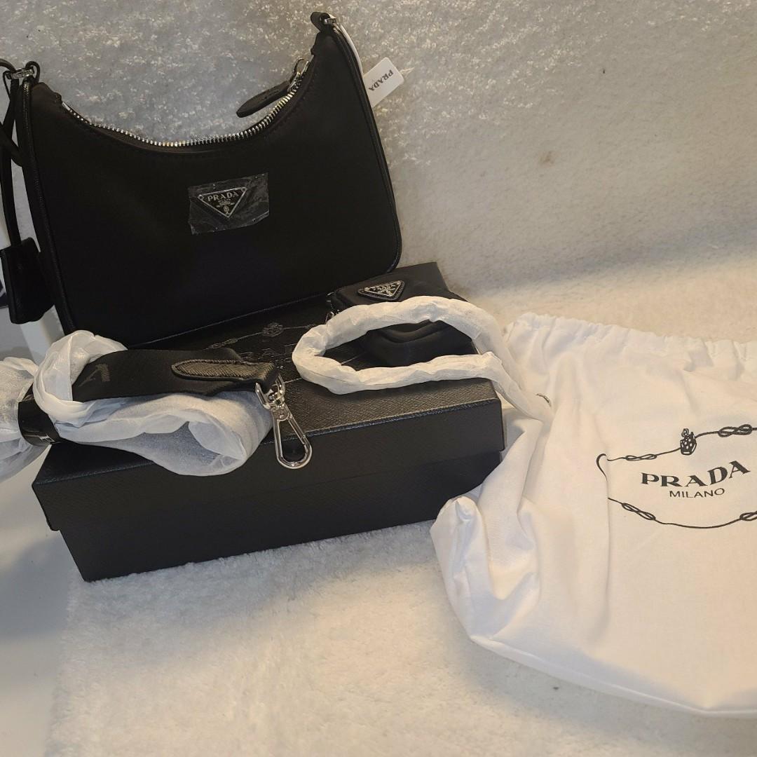 New Prada Re-Edition 2005 Shoulder Bag