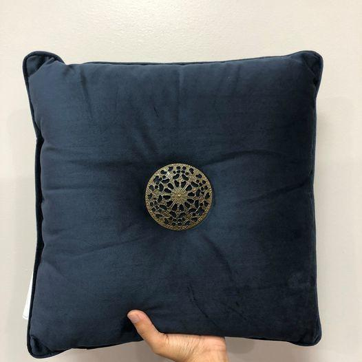 [NEW] Premium Velvet Throw Pillow Bombay Company - New Colors