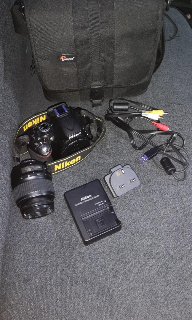 Nikon dslr d5200 camera