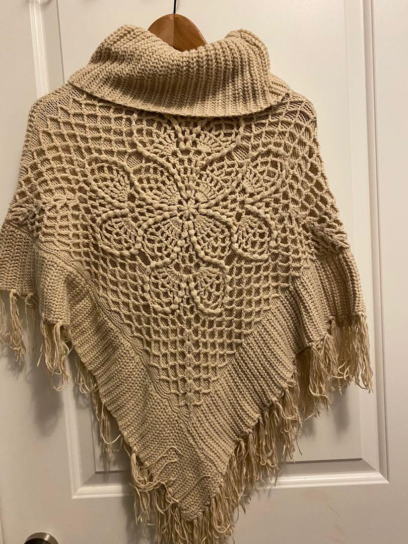 Overtop sweater