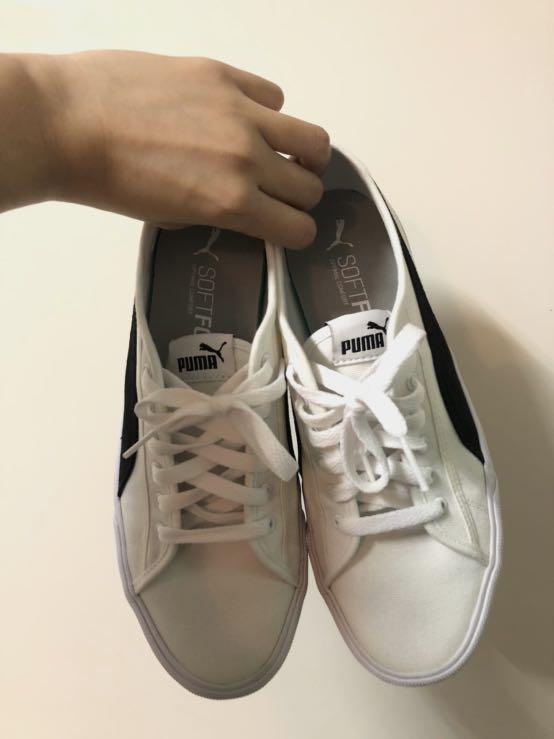 Puma BARI CV帆布鞋/小白鞋