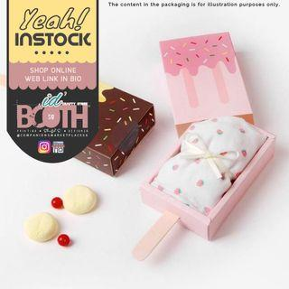 (🌼SALE) Pink Ice Cream Shaped Boxes