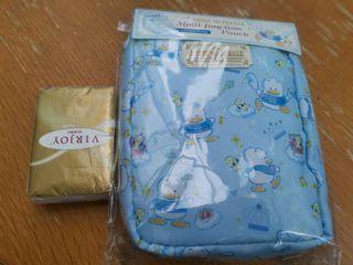 Sanrio Pekkle 收納袋/化妝袋