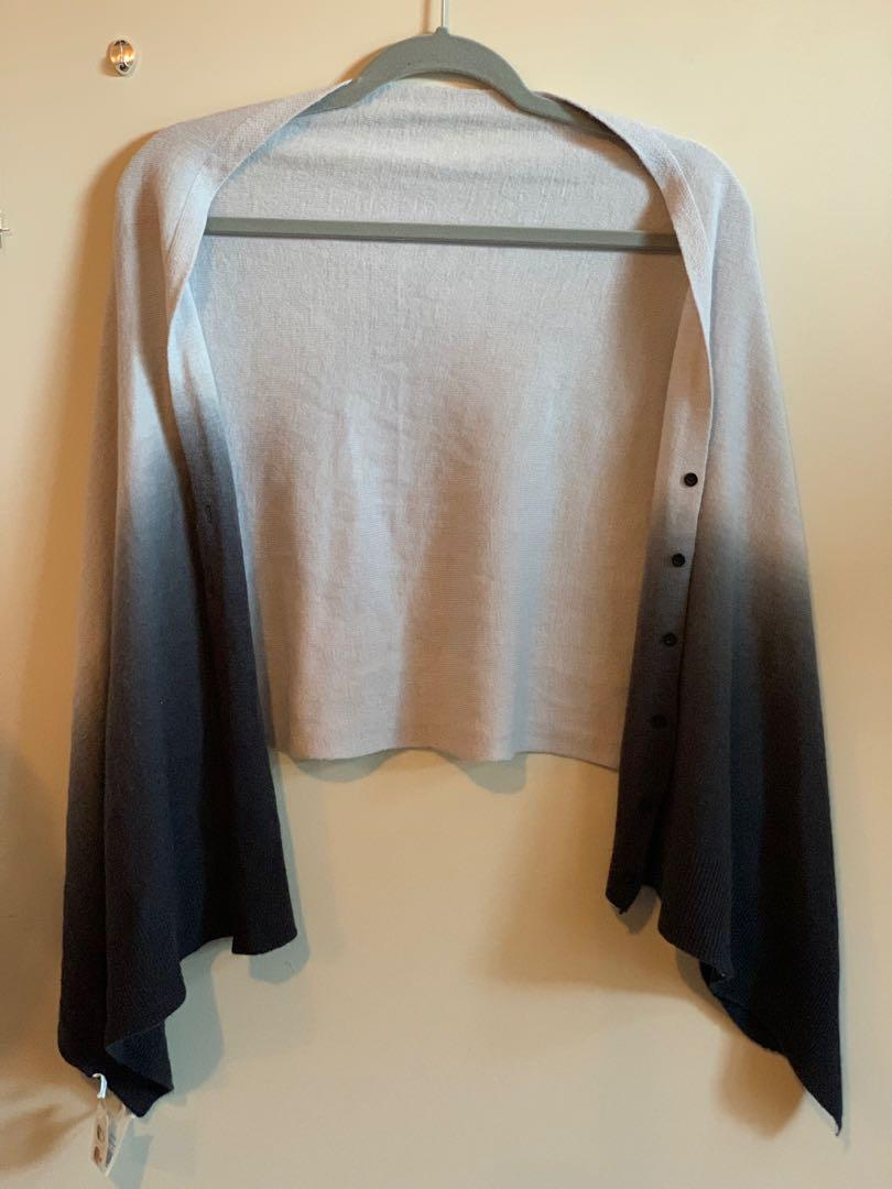 Soft Cashmere Shawl - Tags On