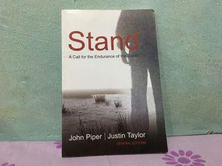 Stand by John Piper & Justin Taylor