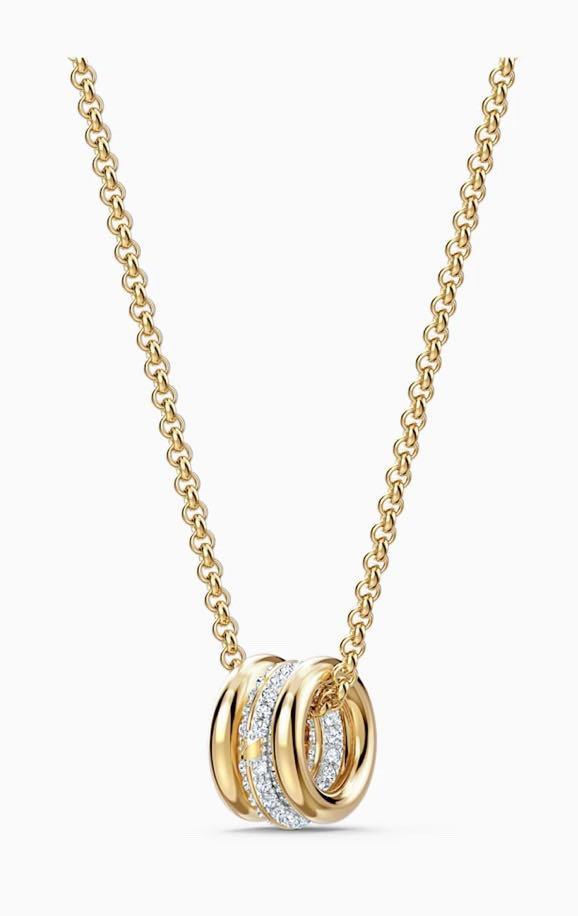 Swarovski 金屬項鍊