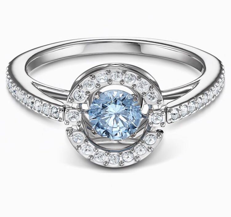 施華洛世奇戒指