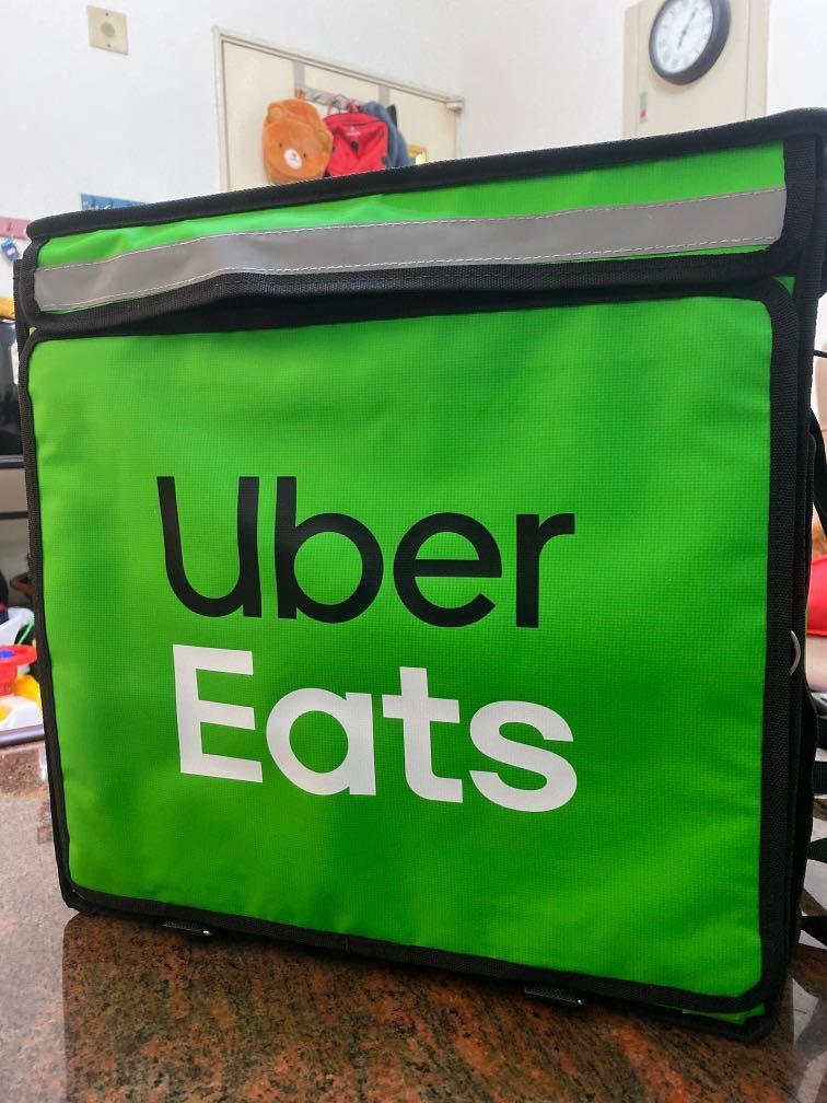 UberEats最新一代保溫袋