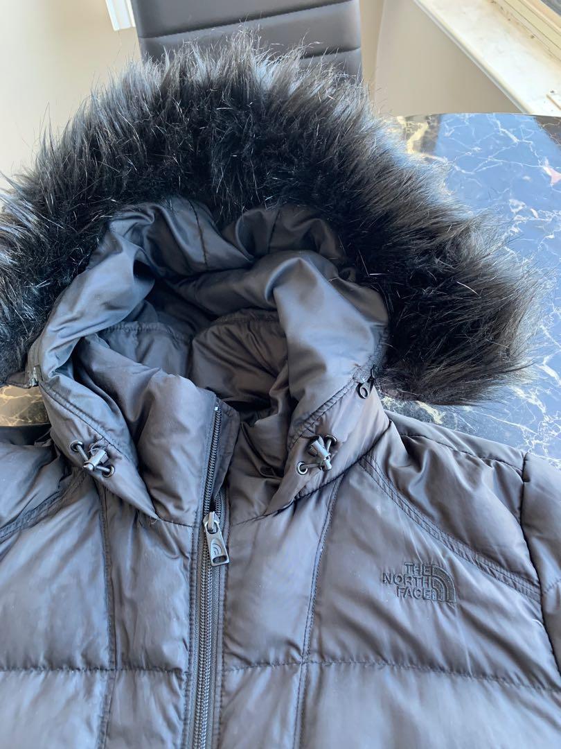 Women's North Face puffer. Size XL