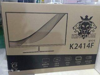 "24"" 144 HZ KINGDOM MONITOR IPS"