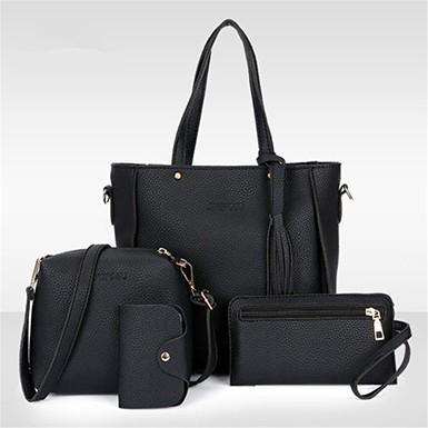 4 Piece Bag Set