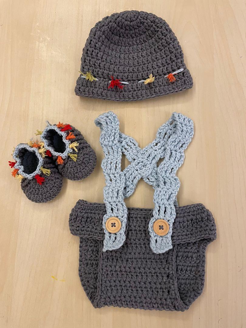 嬰兒攝影造型服(需訂製)