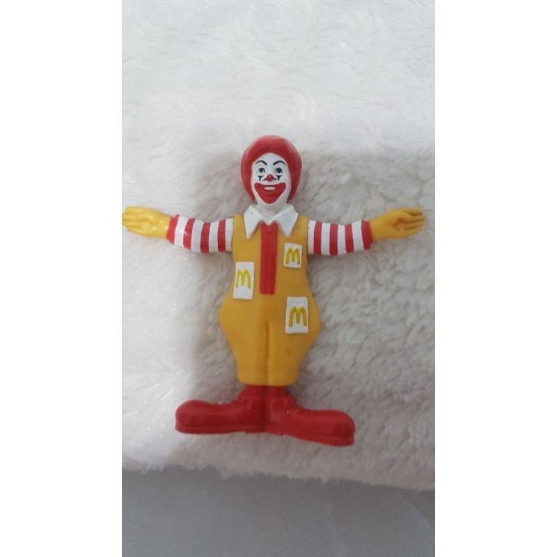 二手早期收藏 1995 麥當勞 麥當勞叔叔 玩具