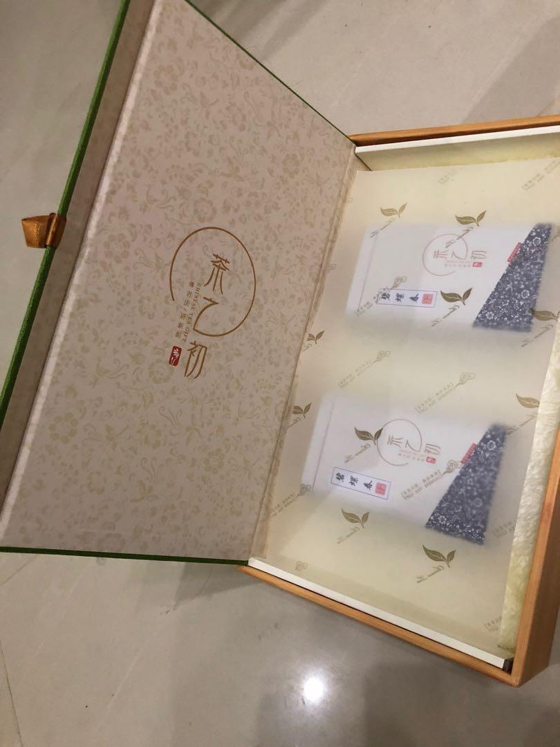 茶之初 碧螺春禮盒
