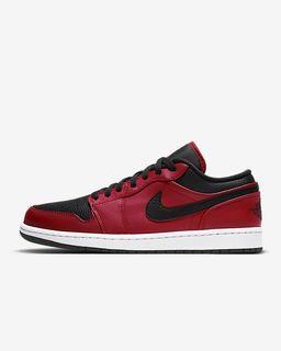 Air Jordan 1 低筒 黑紅