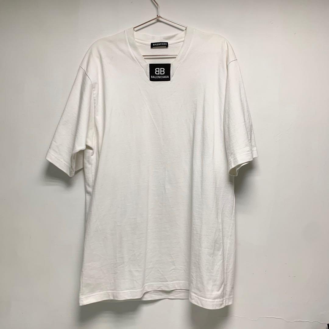 Balenciaga短袖 T-shirt