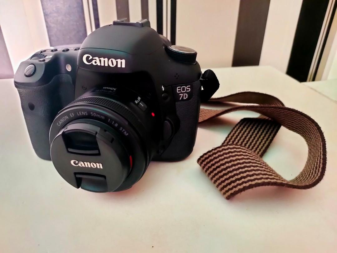 Canon 7D like new