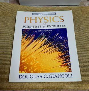 Civil Engineering Physics for Scientists and Engineers