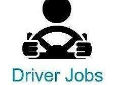 CLASS 3 DRIVER (Van / 10ft Lorry / 14ft Lorry)