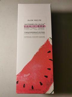 Glow Recipe - PHA+BHA Pore-Tight Toner (New & Unopened) 150ml