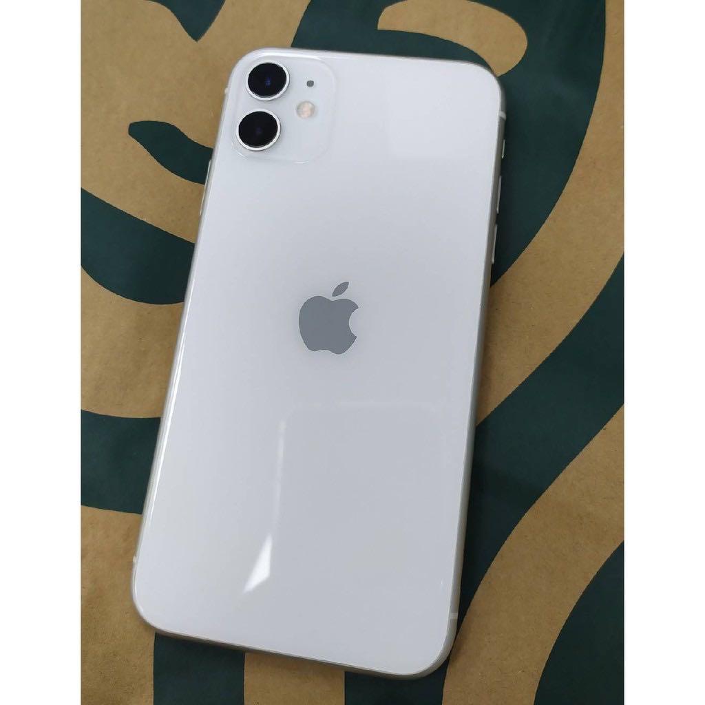 iPhone11  128gb 6.1吋 白色
