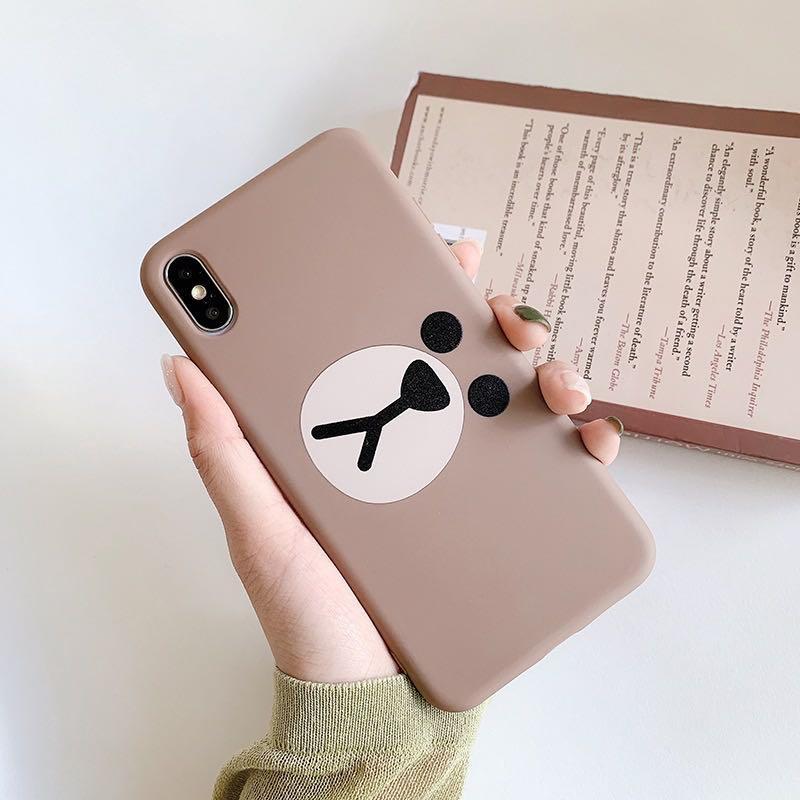 iPhone XR 熊大 布朗熊 手機殼