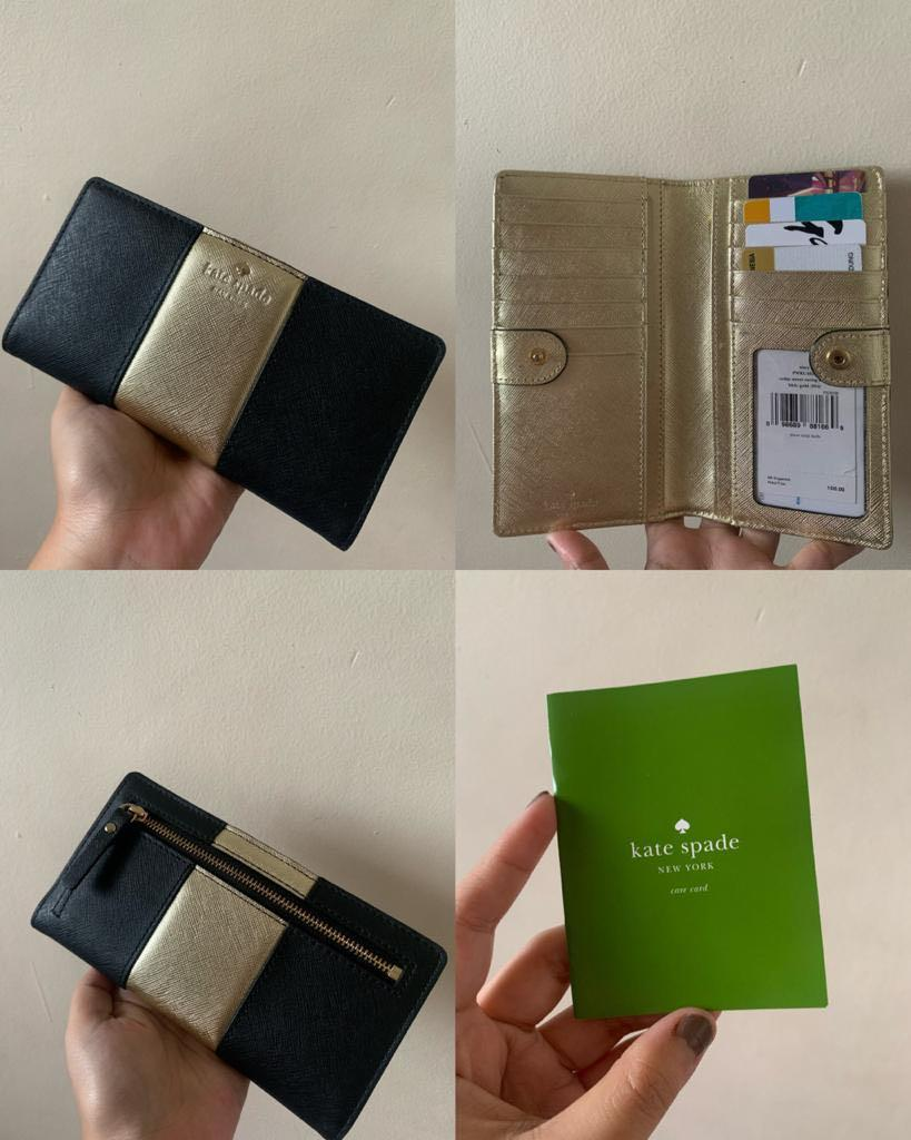 Kate Spade Wallet Dompet New