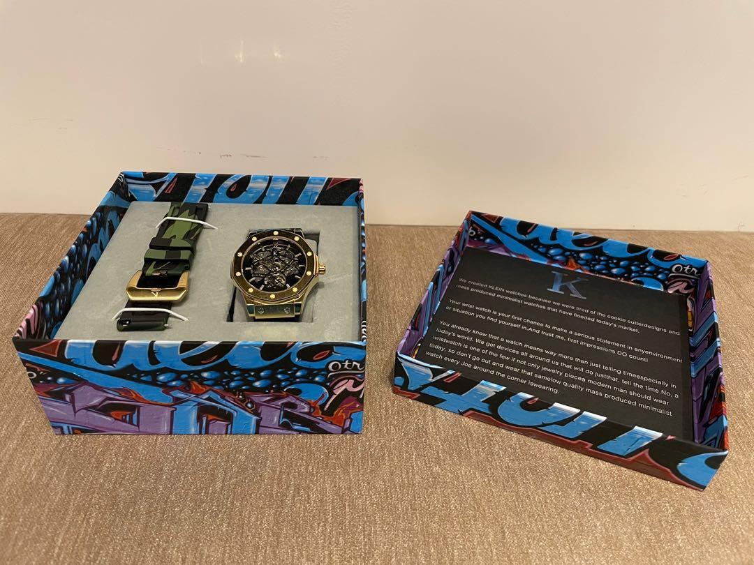 Klein機械錶