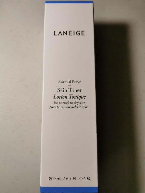Laneige - Skin Toner (New & Unopened) 200ml