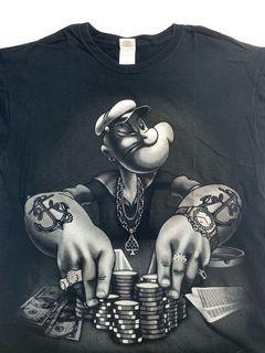 Late 2000's Popeye Shirt