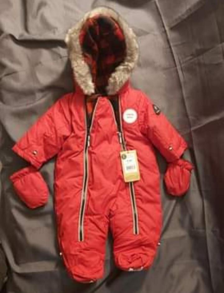 New Brand, Baby Winter Suits.