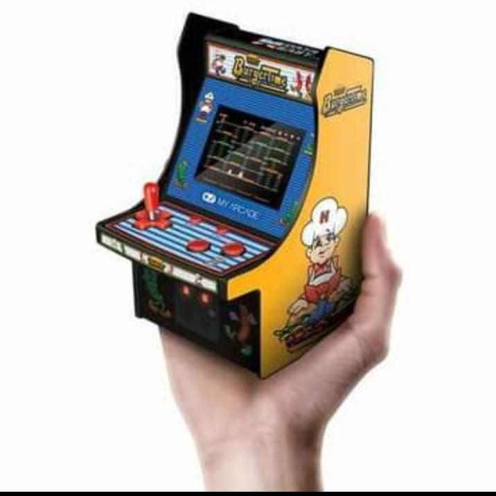 NEW BRAND  IN BOX. My Arcade PAC-MAN Micro Player