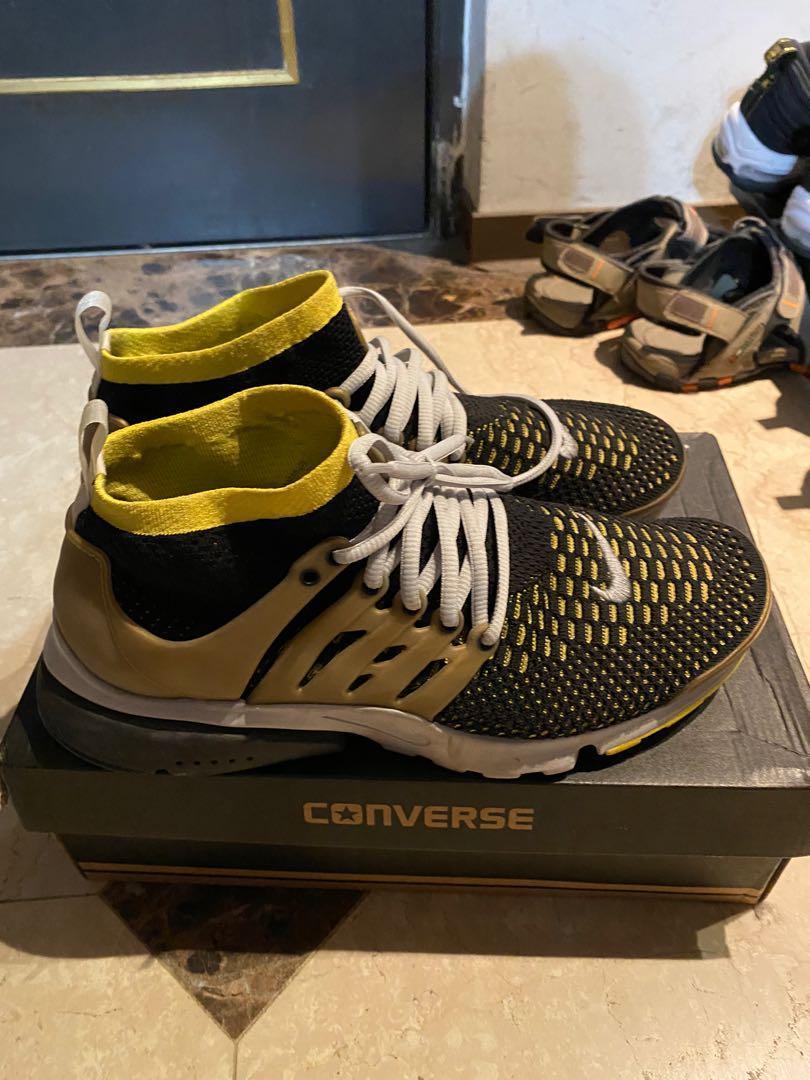 Nike presto flyknit 魚骨鞋