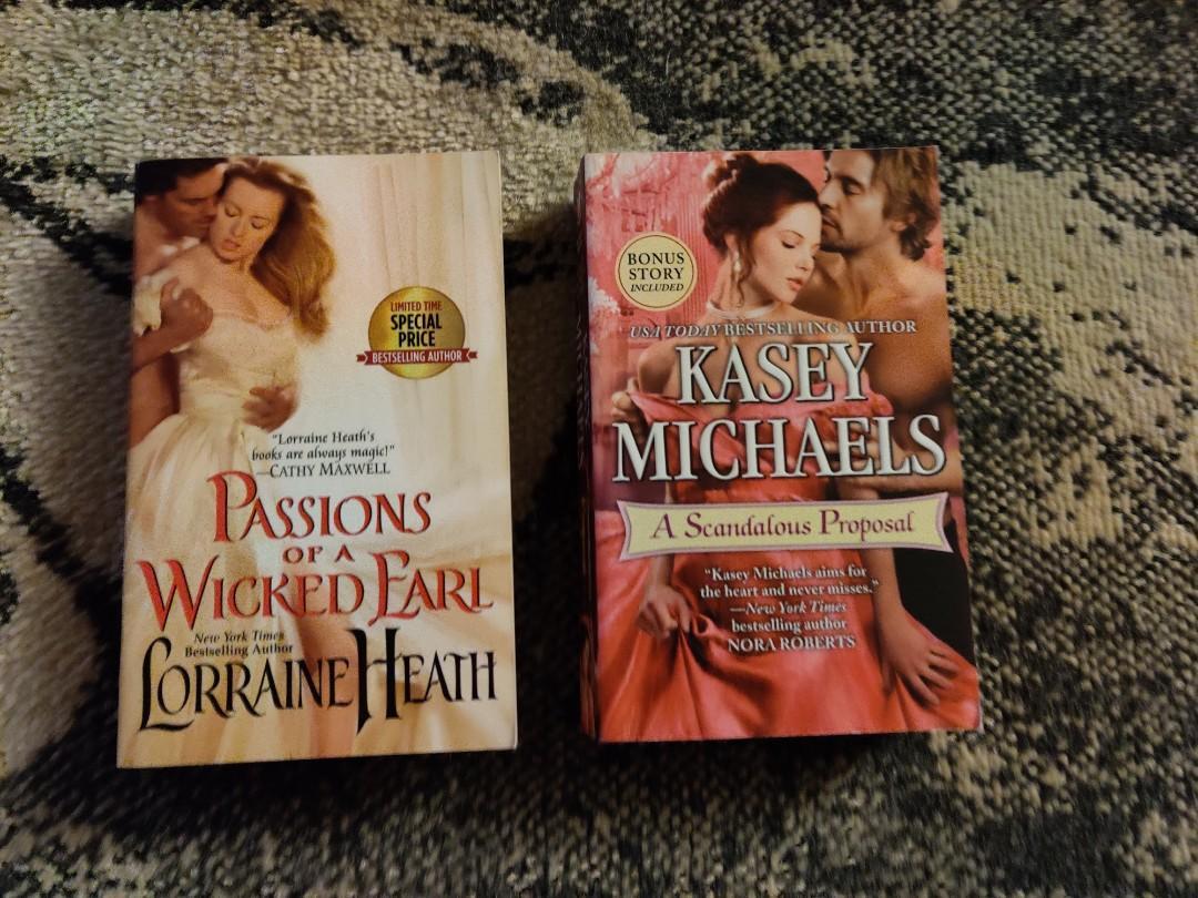 Passion Novels