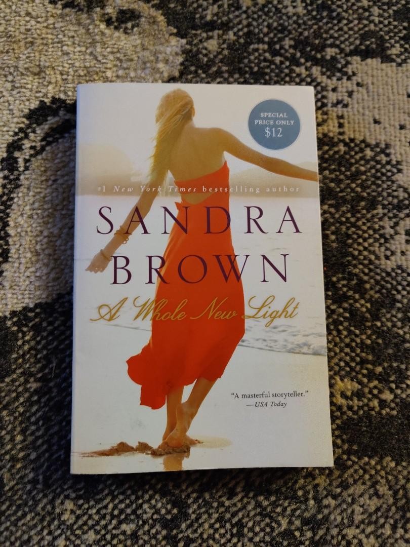 Sandra Brown Book