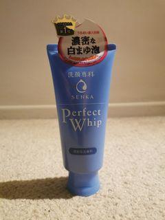 Senka Perfect Whip - New & Unopened 120g
